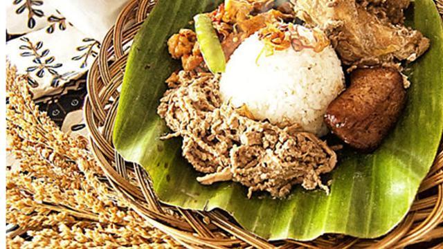 Makanlah Gudeg Manggar Ikon Kuliner Bantul (Liputan6.com)