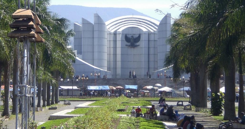Pariwisata Bandung Monumen Perjuangan (Tour Bandung)