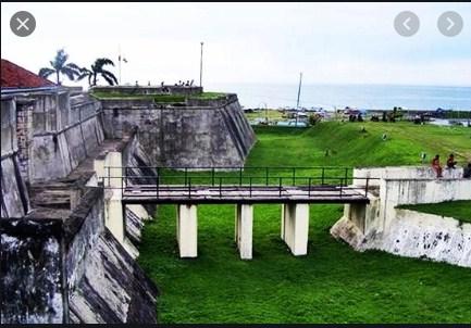 Pesona Wisata Benteng Marlborough Bengkulu (Difa Wisata)