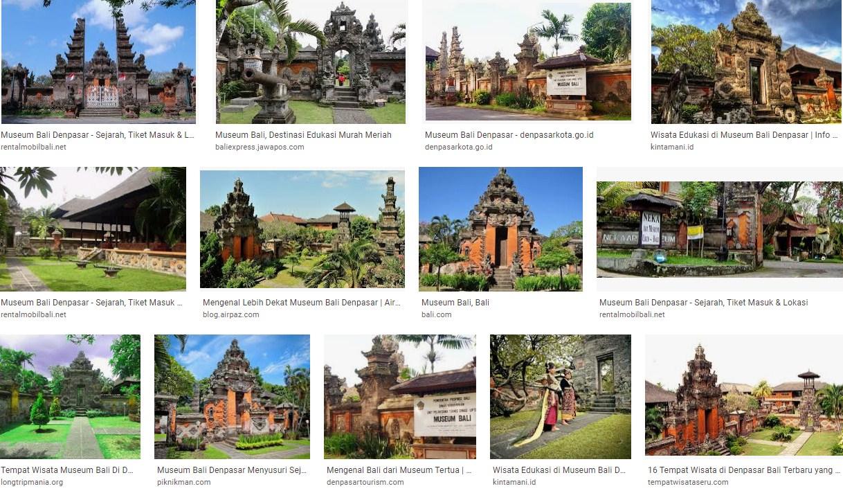 Tempat Wisata Museum Bali