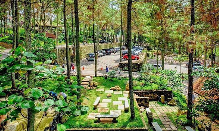 Tempat Wisata di Kota Bandung Dago Thee Huis (Reservasi Blog)