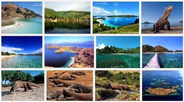 Pesona Indonesia, Pulau Komodo