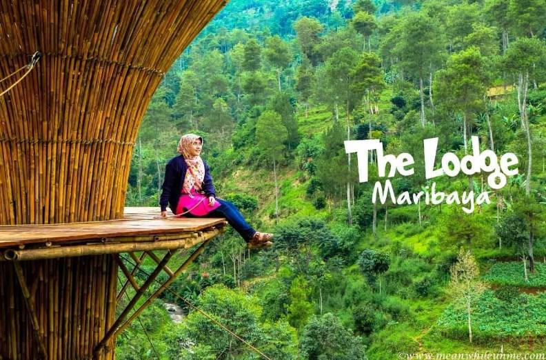 Tempat Wisata Alam Unik Maribaya Bandung (Harga Tiket Wisata)