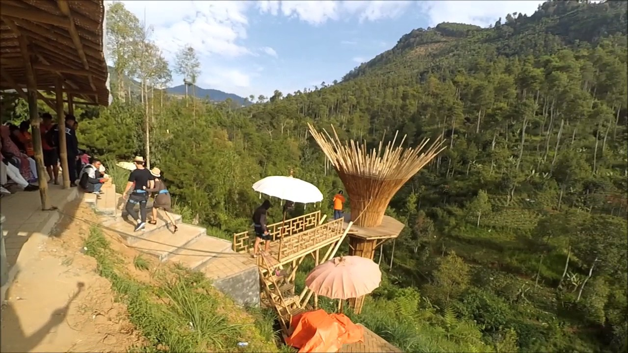 Tempat Wisata Alam Unik di Maribaya Bandung (Daka Tour)
