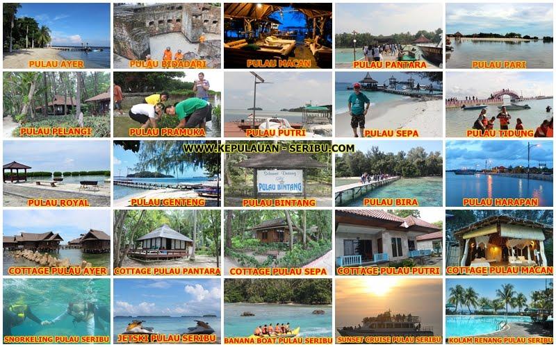 Aksi Wisata di Kepulauan Seribu Jakarta (sites.google.com)