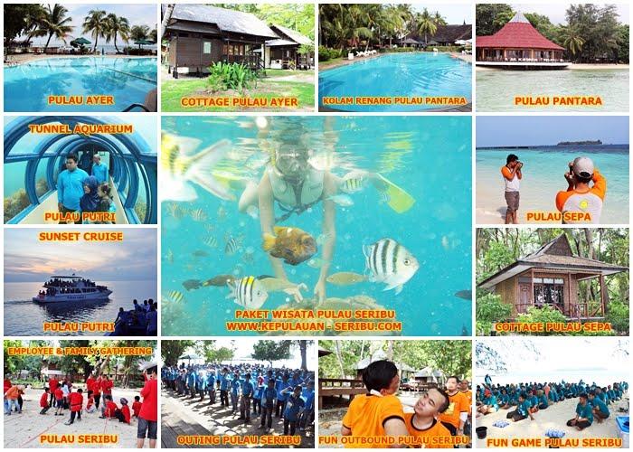 Aneka Paket Wisata Pulau Seribu Jakarta (sites.google.com)