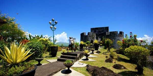 Benteng Tolukko di Ternate