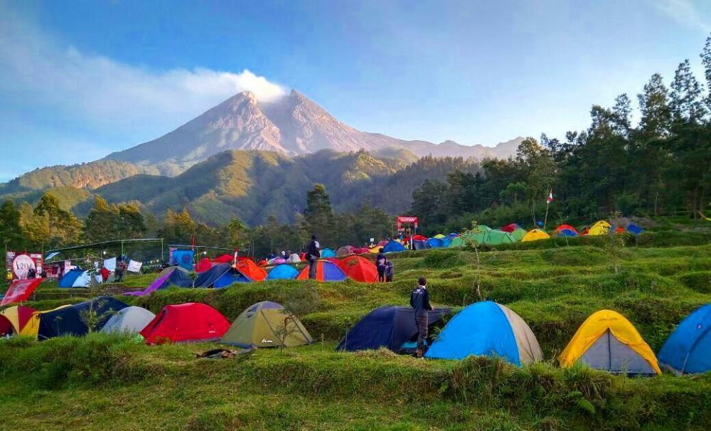 Wonderful Indonesia Wisata alam di Yogyakarta