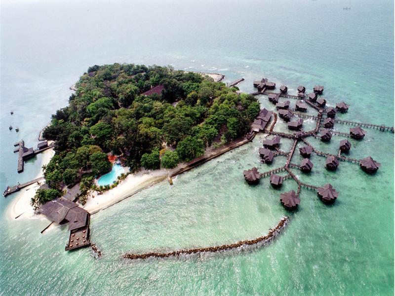 Resort Pantai yang Eksotis di Kepulauan Seribu (Wisata Jakarta-Panduan Wisata)