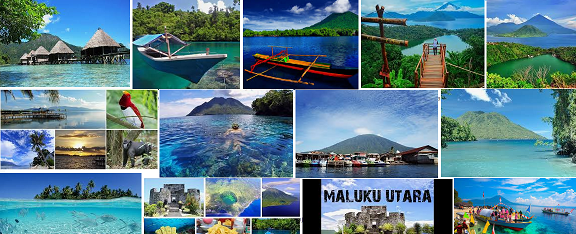 Wonderful Indonesia di Maluku Utara