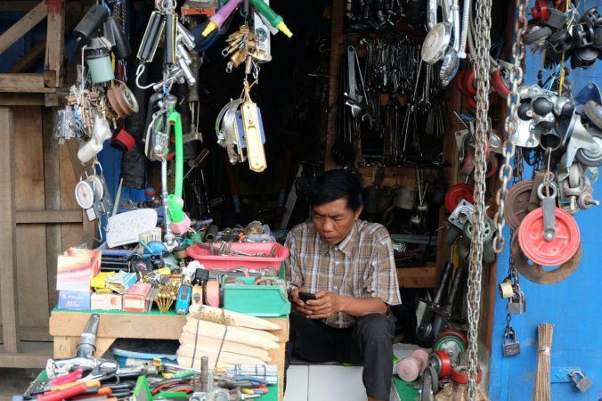 Pasar Perlengkapan Outbond Jatayu Bandung (Komunitas Aleut)
