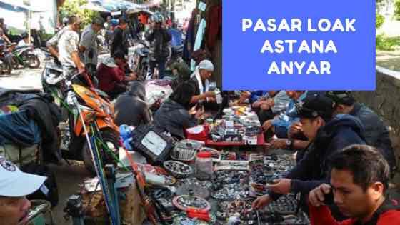 Pasar Rongsokan Astanaanyar Bandung (TempatWisata di Bandung)
