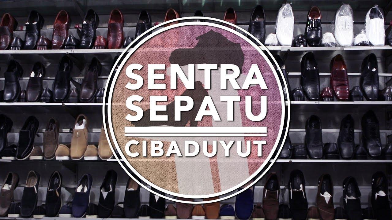 Sentra Sepatu Cibaduyut, Pasar Penjualan Sepatu Terpanjang di Dunia