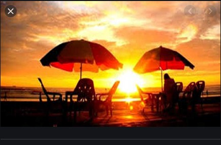 Sumet diTempat Wisata Pantai Panjang Bengkulu (Reygina Wisata Indonesia)