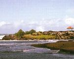 Lokasi Wisata Pantai Karang Paranje Garut Jawa Barat