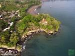 Lokasi Wisata Pantai_Batu_Karas Pangandaran Jawa Barat