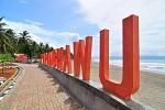 Obyek Wisata Pantai Karang_Hawu Sukabumi Jabar