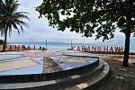 Tempat Wisata Pantai Karang_Hawu Sukabumi Jabar