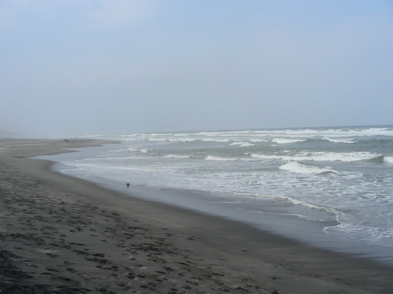 Tempat Wisata Pantai Pantai_Apra Cianjur Jawa Barat