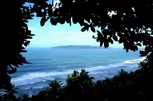 Tempat Wisata Pantai_Lembah_Putri Ciamis Jawa Barat