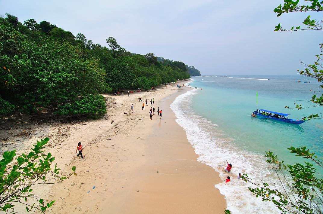 Tempat Wisata Pantai_Pananjung Pangandaran