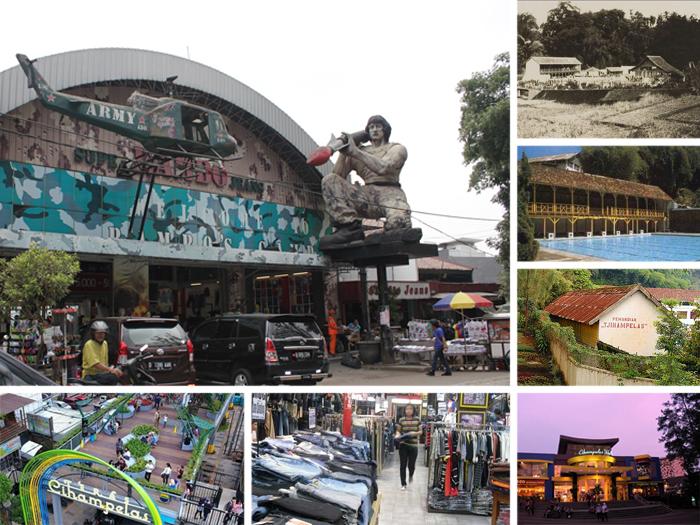 Objek Wisata di Bandung Jalan Cihampelas (wisatabdg.com)