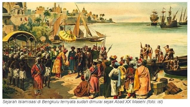 Sejarah Islam di Bengkulu (ctzonedehasenbkl.com)