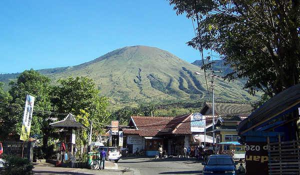 Tempat Tempat Wisata Gunung Guntur (BeritaSatu.com)