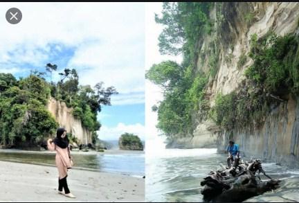 Tempat wisata pantai Kota Bengkulu (TrpZilla Indonesia)