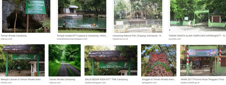Taman Wisata Camplong Kupang