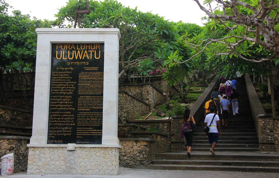 Wonderful Indonesia Pura Luhur Uluwatu Bali