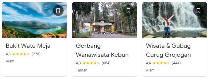 Objek wisata baru di Banyumas