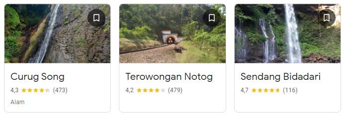 Tempat wisata hits Banyumas Purwokerto