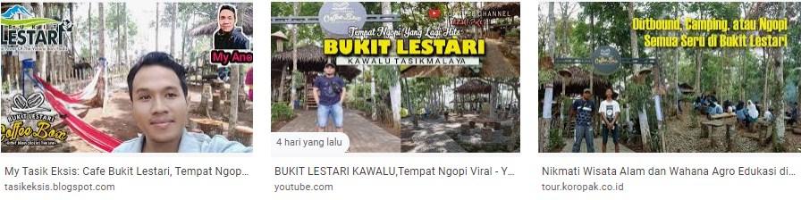 Cafe Unik Di Bukit Kawalu Tasikmalaya
