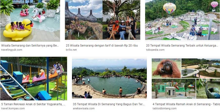 Tempat Wisata Untuk Anak di Semarang