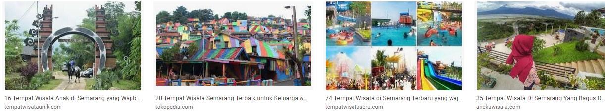 Wisata Anak Semarang Terbaru