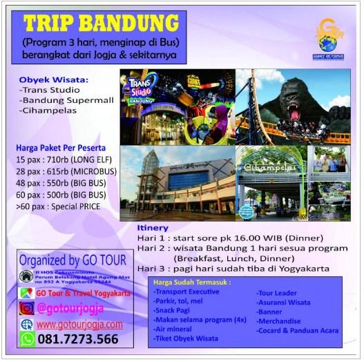Paket wisata sehari di bandung (gotourjogja.com)