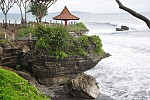 Obyek Wisata Pantai Batu Hiu Ciamis Jawa Barat
