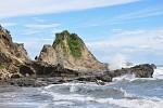 Obyek Wisata Pantai Karang Nini Peangandaran Jawa Barat