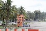 Obyek Wisata Pantai Pelabuhan Ratu Jawa Barat