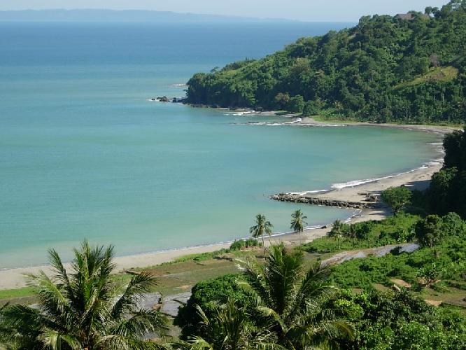 Tempat Wisata Pantai Cibangban Sukabumi Jawa Barat