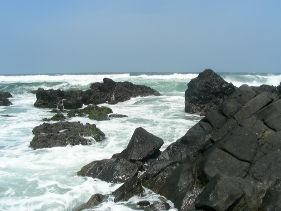Tempat Wisata Pantai_Jayanti Cianjur Jawa Barat