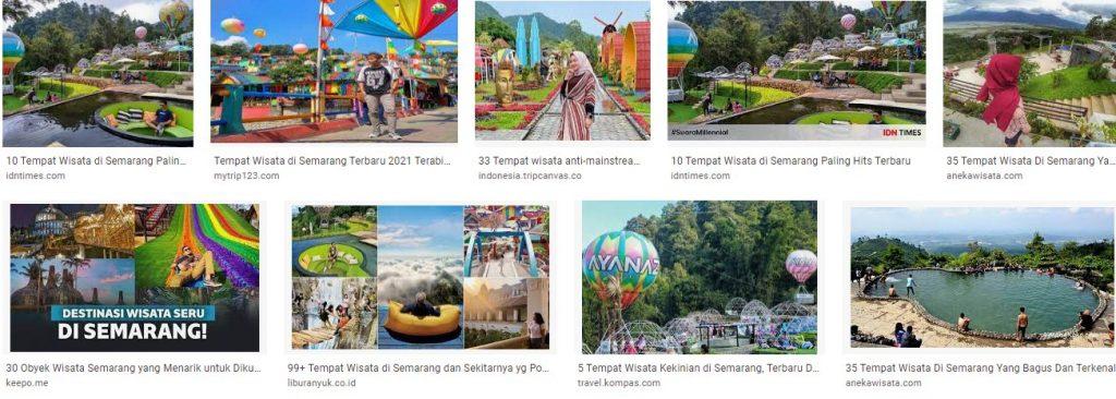 Tempat Wisata Di Semarang Dan Sekitarnya